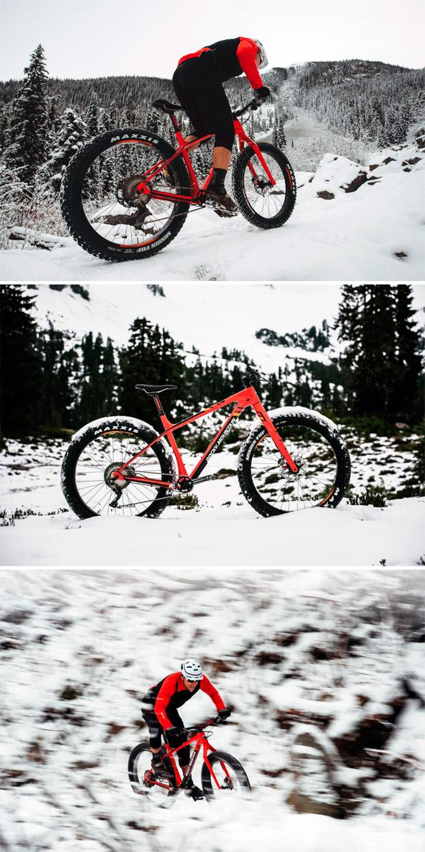 En TodoMountainBike: Rocky Mountain Suzi Q, la nueva 'Fat Bike' con ruedas 27.5+ de la firma canadiense