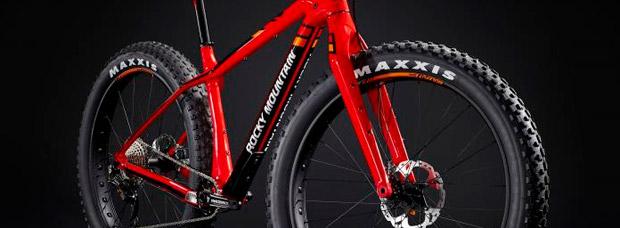 Rocky Mountain Suzi Q, la nueva 'Fat Bike' con ruedas 27.5+ de la firma canadiense