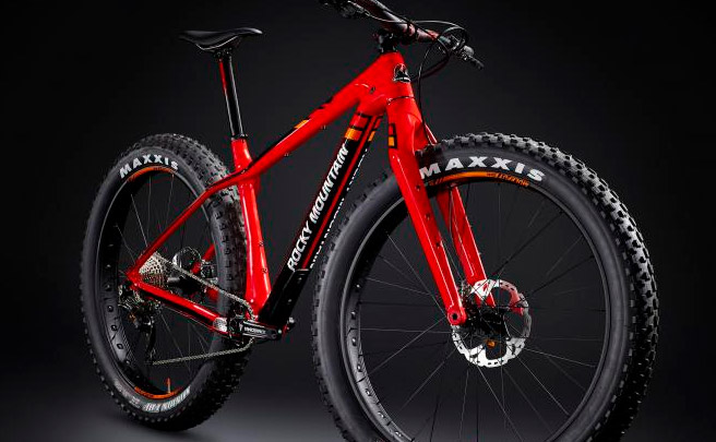 Rocky Mountain Suzi Q, la nueva 'Fat Bike' con ruedas 27.5+ de la firma canadiense