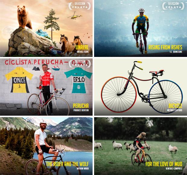 Segunda edición de Rueda, el Festival de Cine Ciclista de Barcelona