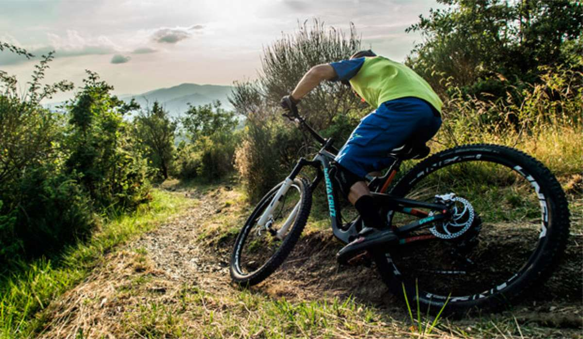 Formula Linea, nueva gama de ruedas para bicicletas de montaña