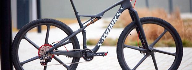Las ruedas, el componente más importante a la hora de reducir peso en una bicicleta