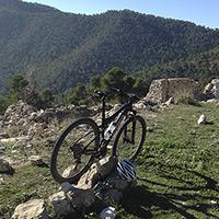 La foto del día en TodoMountainBike: 'Fuente del Sol'