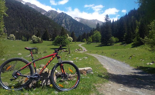 La foto del día en TodoMountainBike: 'Ruta Pla de Beret (Pirineos Catalanes)'