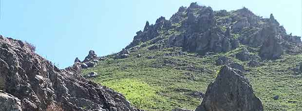 La foto del día en TodoMountainBike: 'Un trocito de la provincia verde'