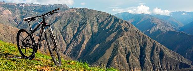 La foto del día en TodoMountainBike: 'Ruta por el cañón del Chicamocha'