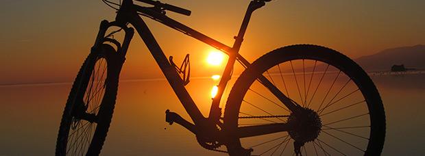La foto del día en TodoMountainBike: 'En el Delta del Ebro'