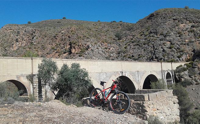 La foto del día en TodoMountainBike: 'En Sierra Espuña'