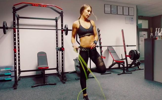 Dos rutinas Tabata para entrenar todo el cuerpo en 4 minutos