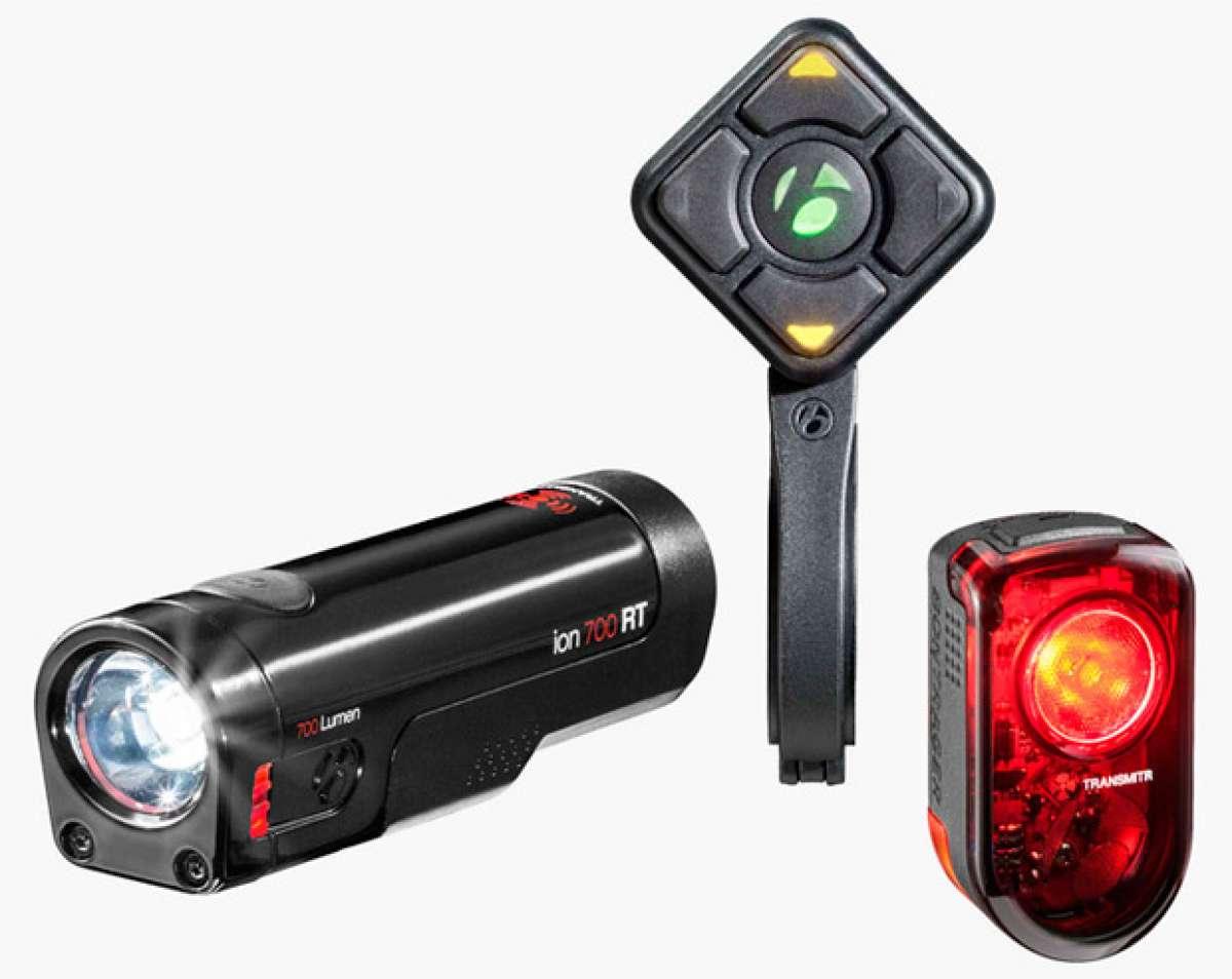 Llamada a revisión para las luces Bontrager Flare RT e Ion 700 RT (en Japón, USA y Reino Unido)