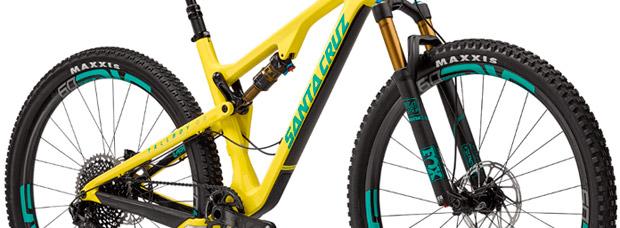 Nuevos colores, montajes y cuadros de aluminio para las Santa Cruz Bronson, 5010 y Tallboy