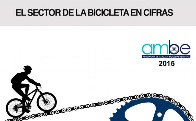 El sector de la bicicleta en España durante 2015, en cifras
