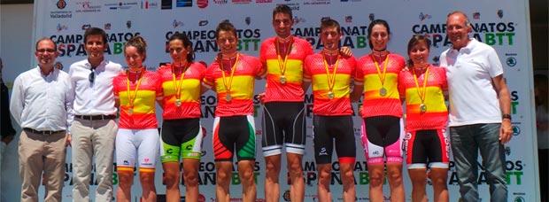 Maceda y Vigo, las sedes del Campeonato de España de BTT en las disciplinas de XCO, XCE y DHI