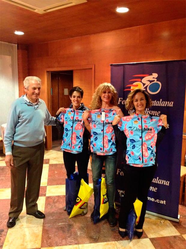 Nueve marchas para la segunda edición del Circuito Donabike de Cicloturismo