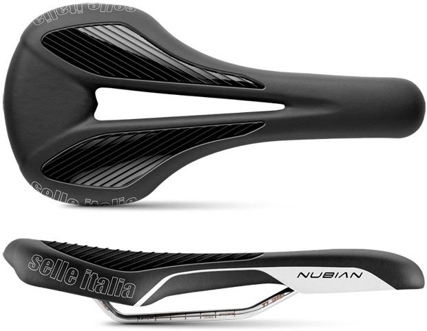 Selle Italia Nubian Ti, el nuevo sillín de alto rendimiento para XC/Maratón