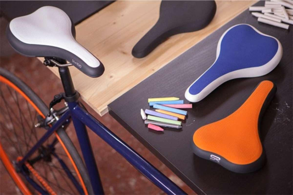 Selle Royal TA+TOO, el primer sillín modular para bicicletas urbanas