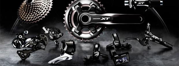 Revolución nipona: Presentado el nuevo grupo Shimano XT Di2 M8050
