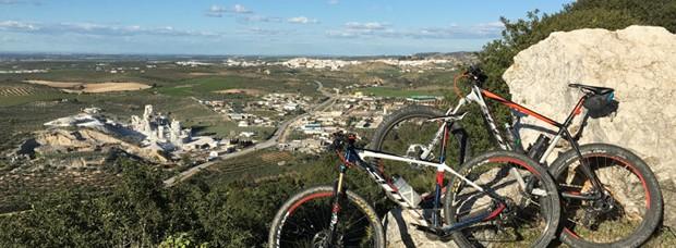 La foto del día en TodoMountainBike: 'Buen día en la Sierra de Esparteros'