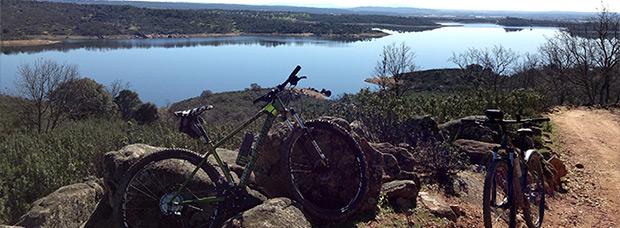 La foto del día en TodoMountainBike: 'Sierra de Gata'