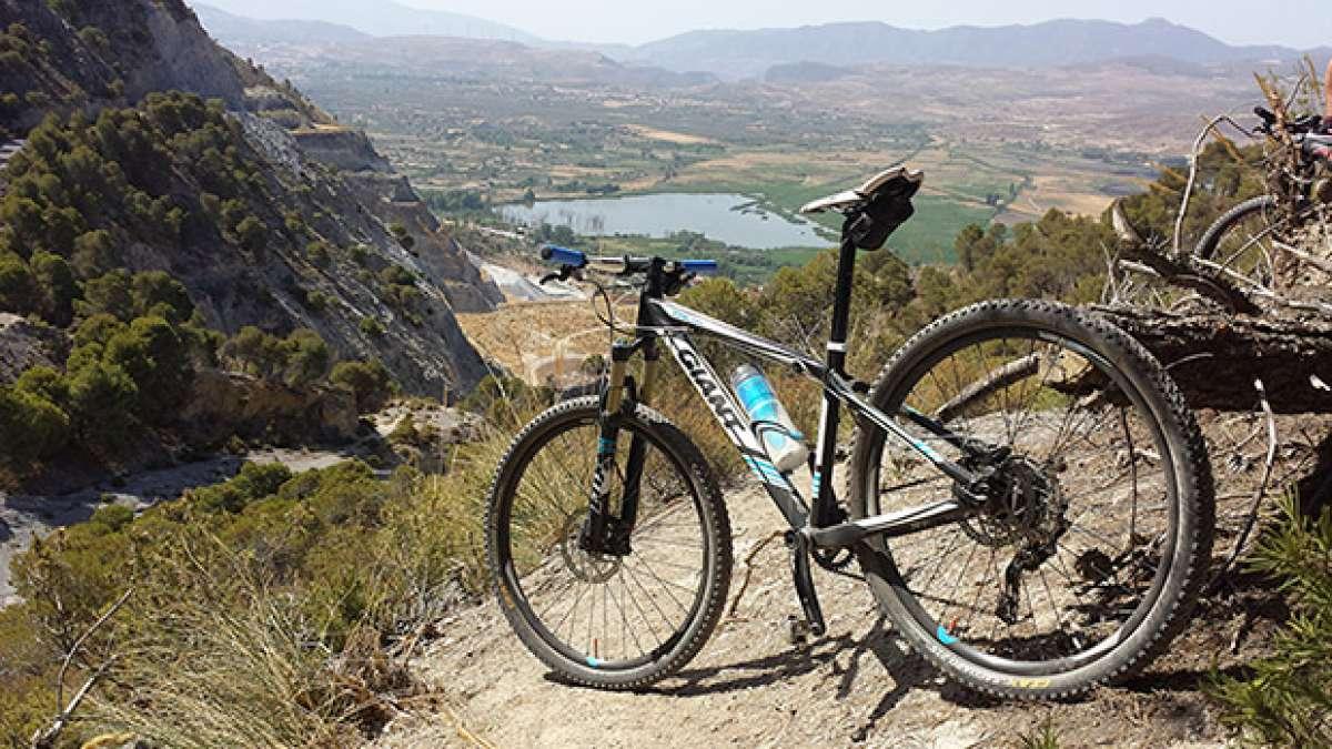La foto del día en TodoMountainBike: 'En lo alto de la Sierra'