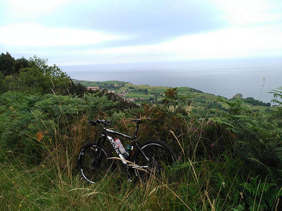 """La foto del día en TodoMountainBike: """"Sierra Plana de Llanes (Asturias)"""""""
