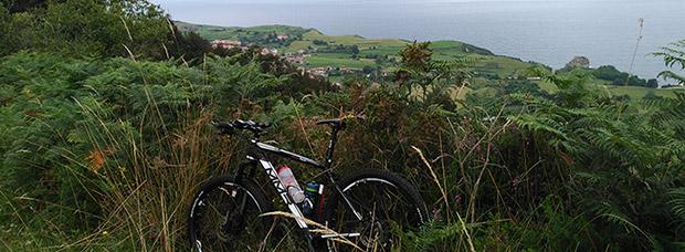 La foto del día en TodoMountainBike: 'Sierra Plana de Llanes (Asturias)'