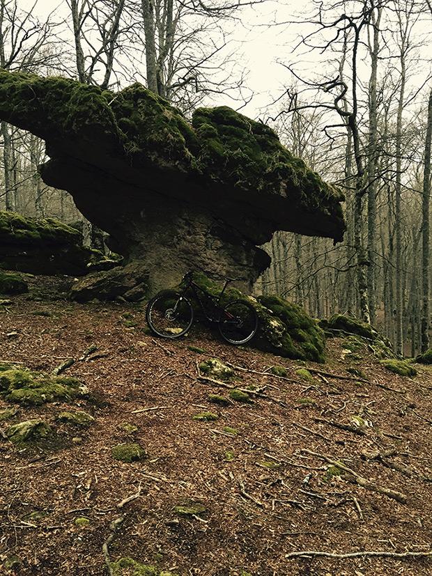 """La foto del día en TodoMountainBike: """"Sierra de Urbasa (Navarra)"""""""