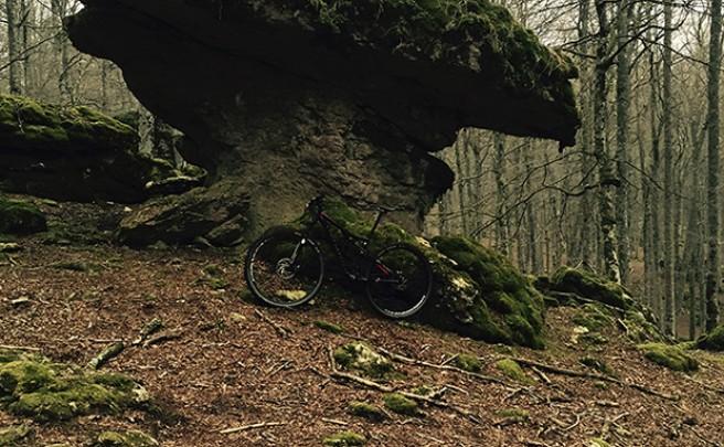 La foto del día en TodoMountainBike: 'Sierra de Urbasa (Navarra)'