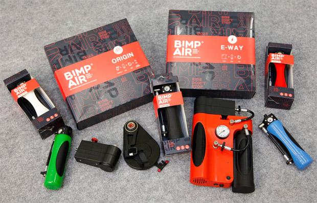 El sistema de inflado recargable Bimp'Air, ya disponible en España de la mano de CPA