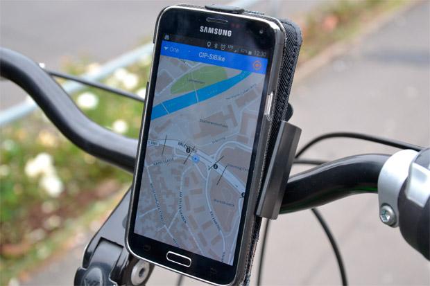 En TodoMountainBike: ¿Una aplicación móvil para ciclistas que pone los semáforos en verde? Sí, y está probándose en Alemania