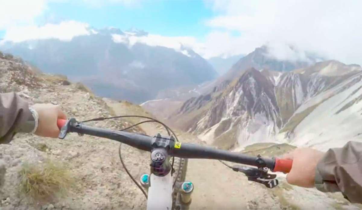 En TodoMountainBike: Tres semanas de Mountain Bike en Nepal con Tito Tomasi