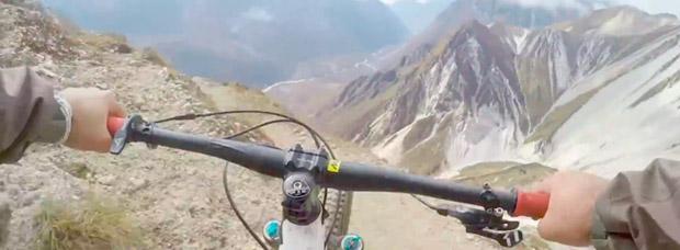 Tres semanas de Mountain Bike en Nepal con Tito Tomasi