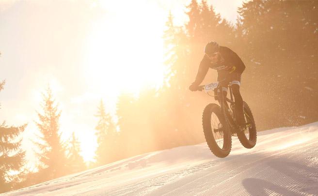 Categoría UCI S2 para la tercera edición del Snow Bike Festival