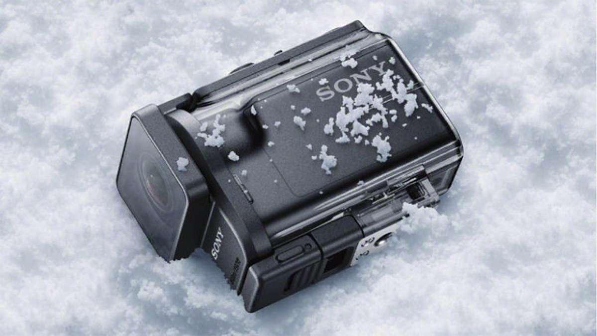 Sony HDR-AS50, la nueva cámara de acción del gigante nipón