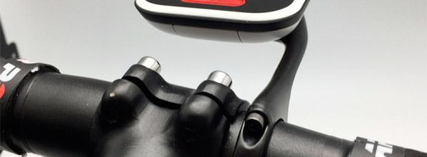 El nuevo soporte frontal para los ciclocomputadores Polar M450 y V650, ya a la venta