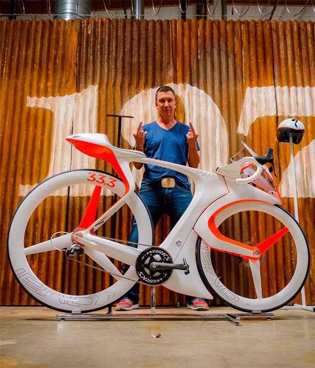 Specialized fUCI, o como mandar a paseo las normas de la UCI para una bicicleta de carretera