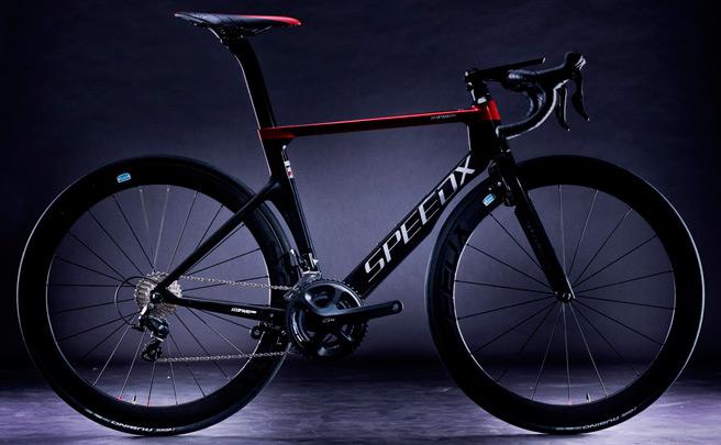 SpeedX Leopard, una increíble bicicleta inteligente de precio muy interesante