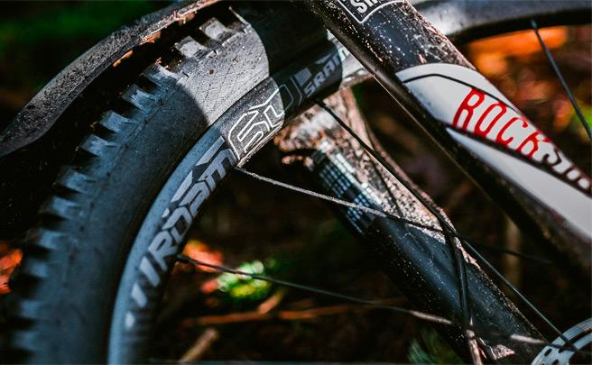 Las nuevas ruedas SRAM Roam 60 de 2017 en acción
