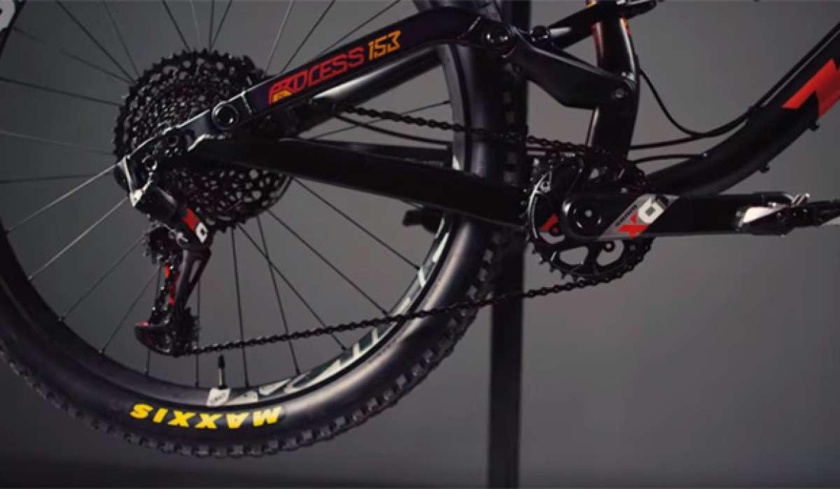 Especial 12 velocidades: El grupo SRAM X01 Eagle al detalle