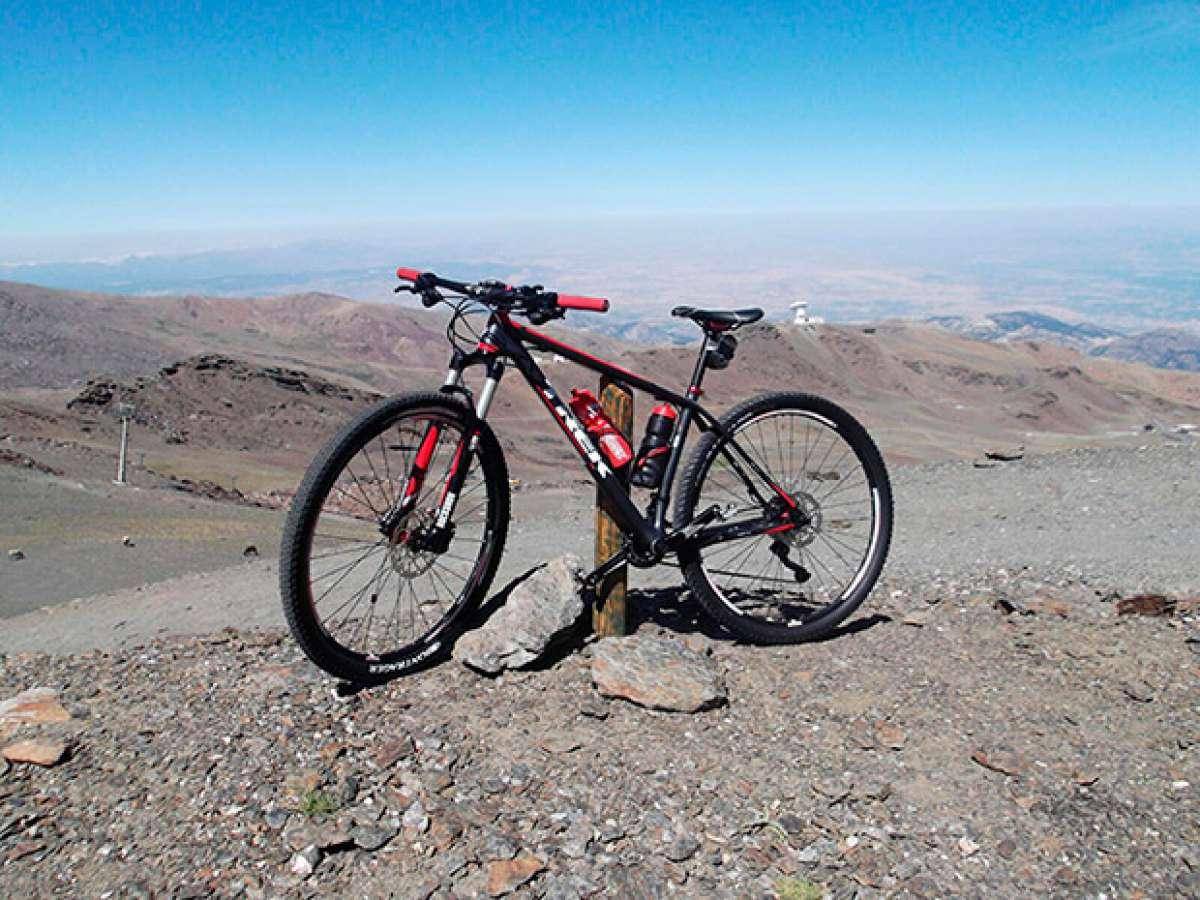 La foto del día en TodoMountainBike: 'Pico Veleta'