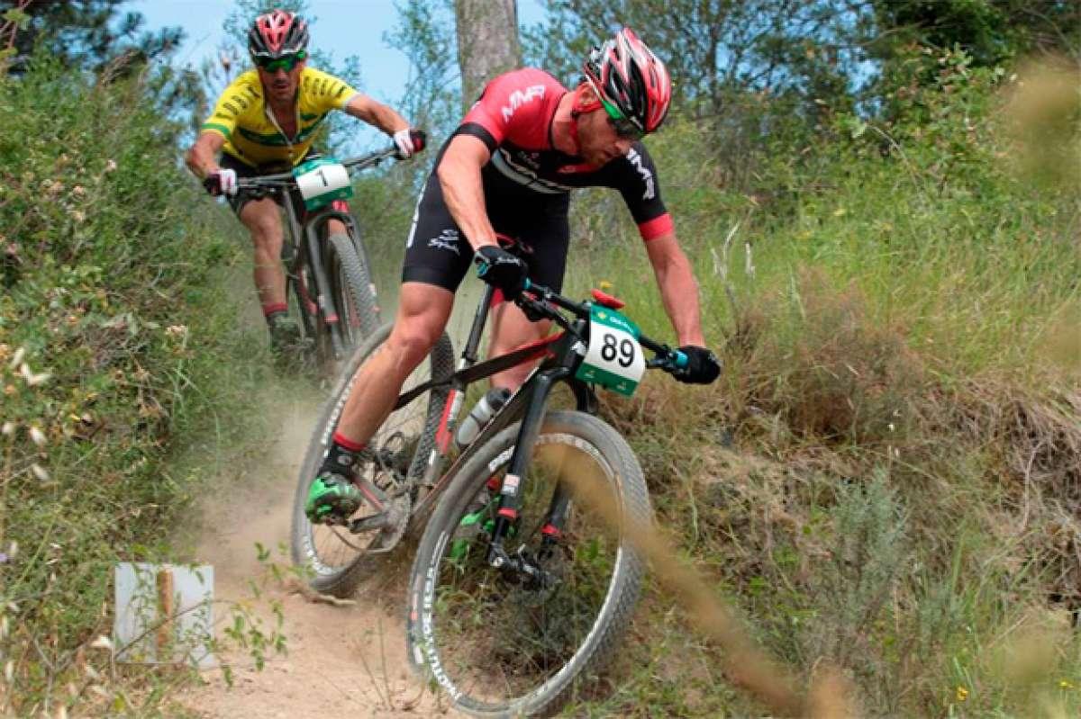 Carlos Coloma y Áurea Ruiz, vencedores del Superprestigio Caja Rural MTB 2016