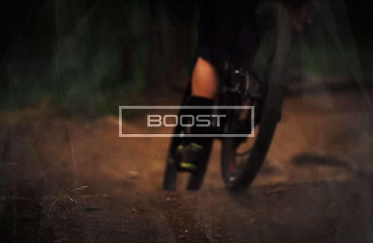 En TodoMountainBike: La tecnología Boost148/110, explicada en un didáctico vídeo de Trek