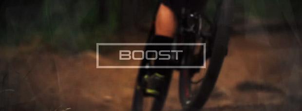 La tecnología Boost148/110, explicada en un didáctico vídeo de Trek