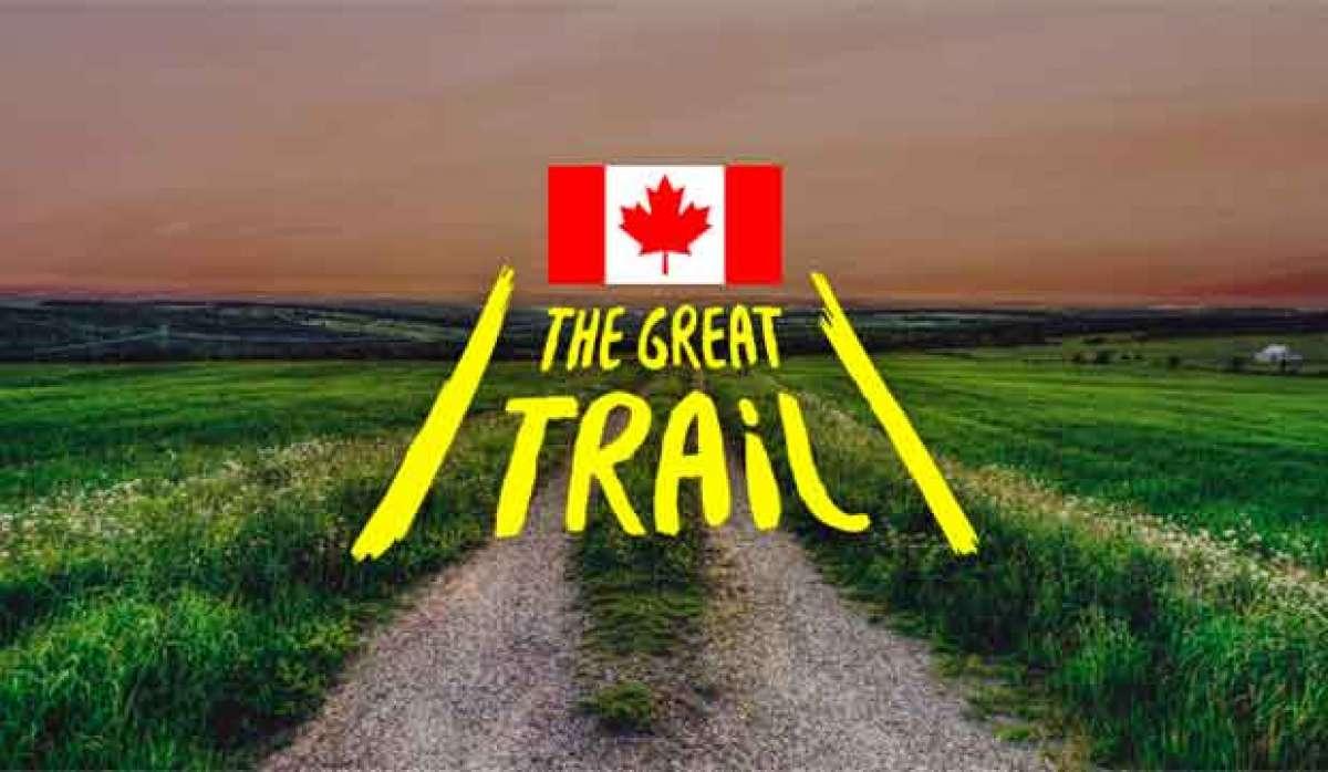 """""""The Great Trail"""", 24.000 kilómetros de ruta libre de coches cruzando Canadá de punta a punta"""