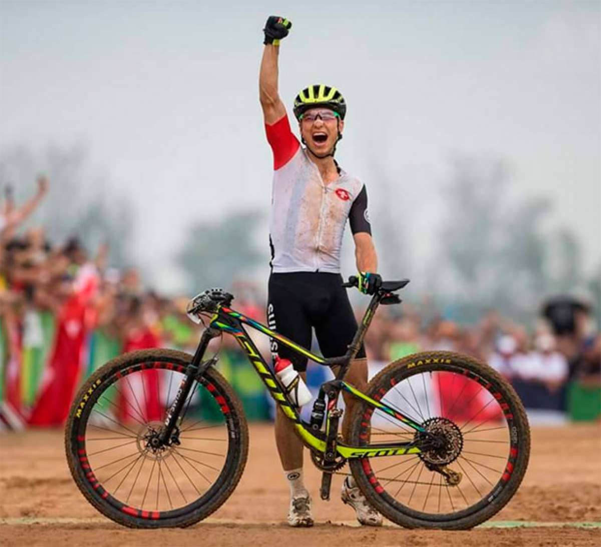 'The Hunt for Glory - Capítulo 14', así ha conseguido Nino Schurter su oro olímpico