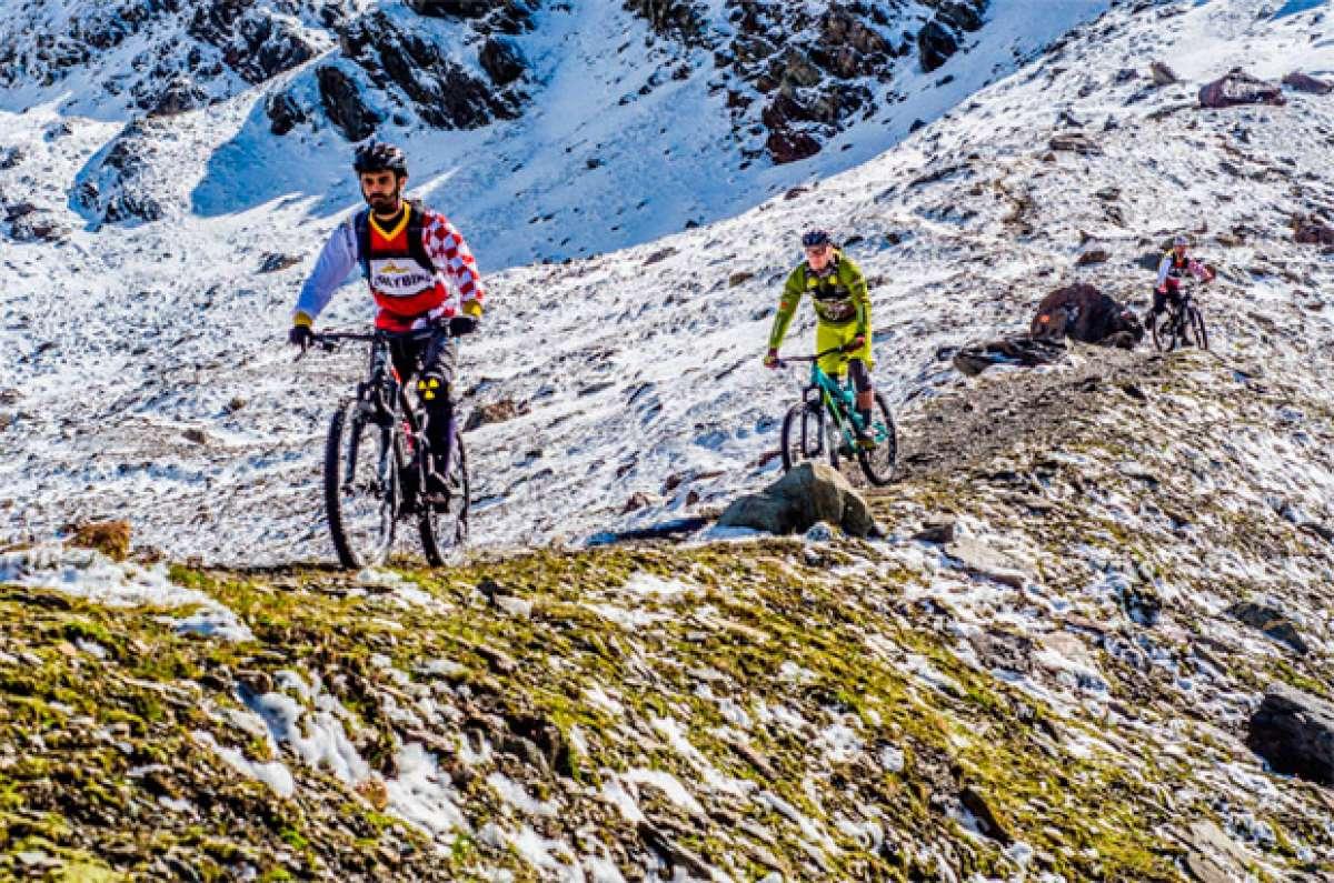 Rodando por el Parque Nacional del Stelvio (Italia) con los chicos de Italy Bike Adventures