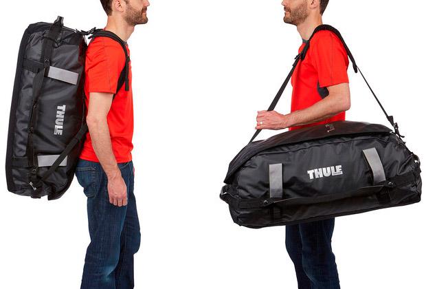 Thule Chasm, la bolsa de transporte más popular del mundo del deporte se actualiza