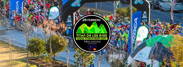 Perfiles y recorridos de la Titán de los Ríos, prueba inicial del Skoda Titán Xtrem Tour
