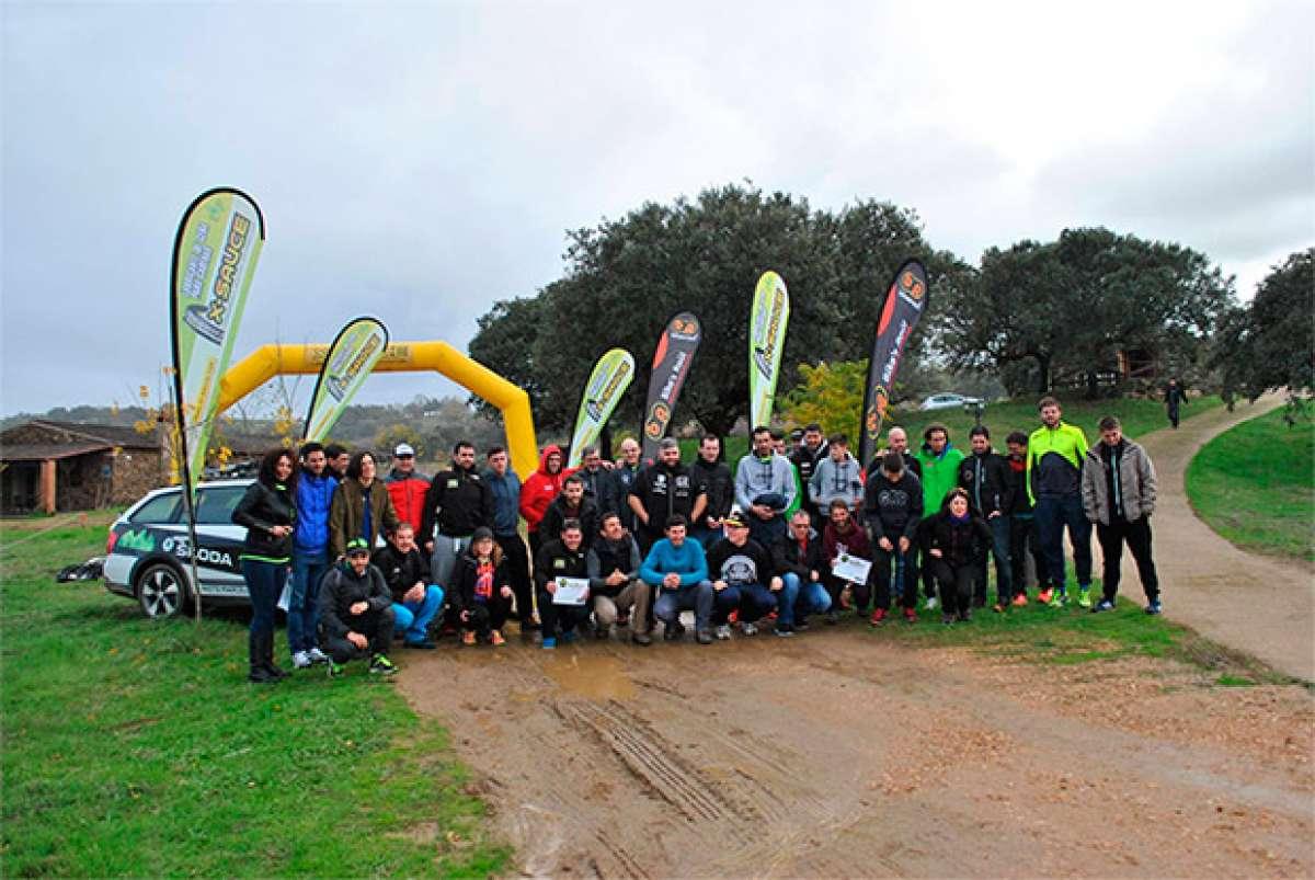 En TodoMountainBike: 50 kilos de pilas recicladas en el Titán Villuercas Training Camp de Logrosán