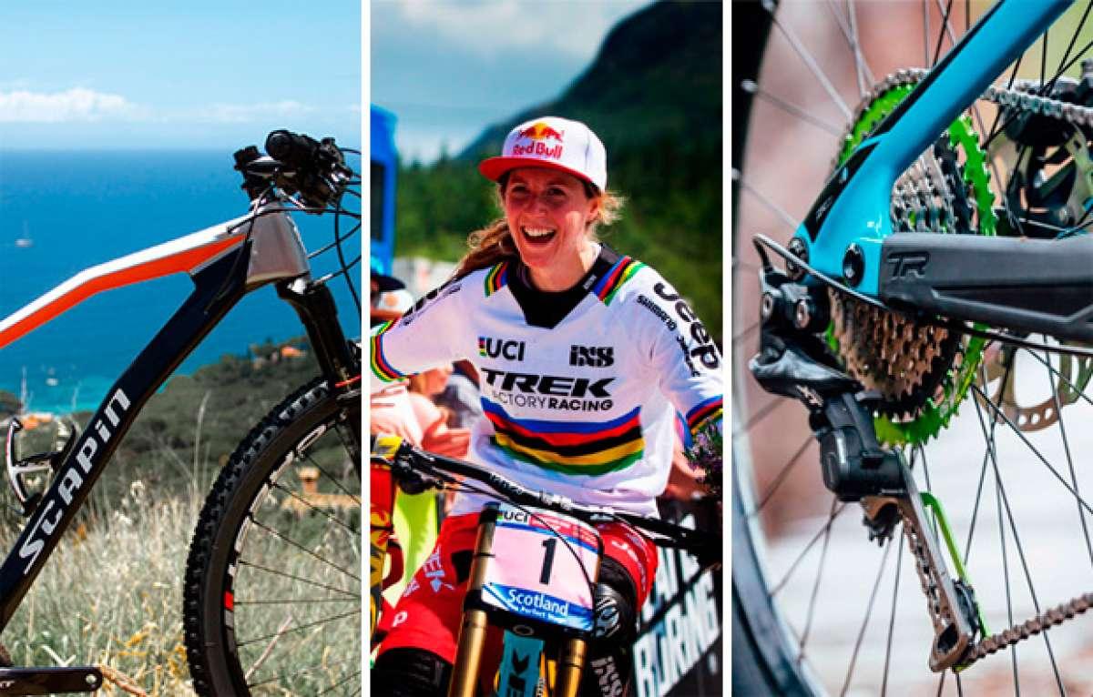 FOX Transfer, BH Lynx Race, Pyrenatic Bucardo, Scapin Oraklo 148 y mucho más. Lo mejor de la semana en TodoMountainBike